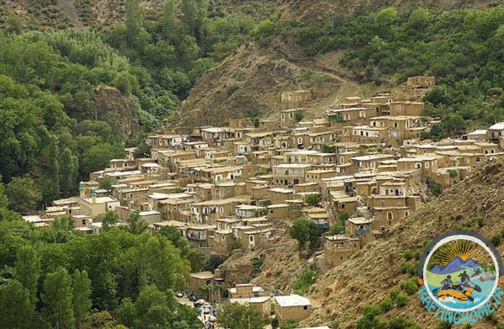 روستای پلکانی اشتبین