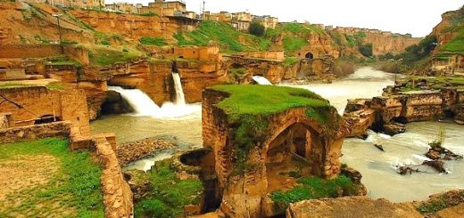 آبشارهاي شوشتر